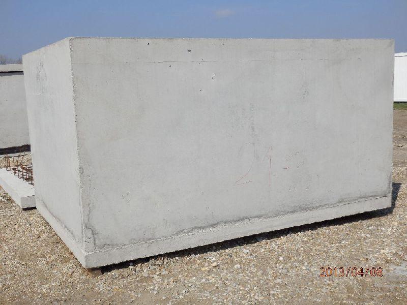 betónová žumpa