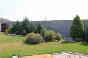 jednostranny plot